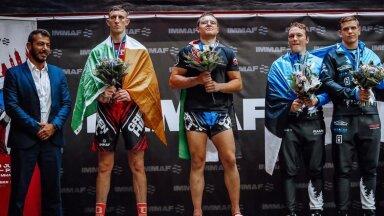 Eesti MMA koondis tõi Prahast kaks pronksmedalit