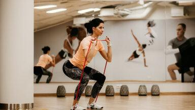 Ära unusta, et eesmärkide saavutamiseks on treening igal aastaajal elementaarne osa sinu päevast. Päike annab energiat, tule ja kasuta seda treeningutel!