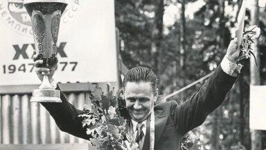 Sportlasel ja sporditegevuse korraldajal Richard Lauril on Eesti motospordi maailmakaardile viijana suured teened.