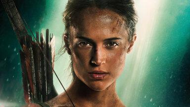 """""""Tomb Raider"""" - kinodes 16. märtsist."""