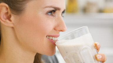 Turguta oma tervist pärast pikka talve või haigusi keefiri ja smuutidega
