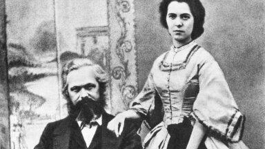 Karl Marx ja Jenny von Westphalen kohtusid 1830. aastal.