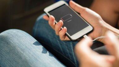 Как заряжать мобильный телефон, чтобы продлить срок службы аккумулятора?