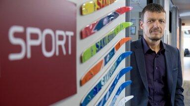 ETV sporditoimetuse juht Rivo Saarna arvab, et olümpia ülekandeõigused on ülemäära kallid.