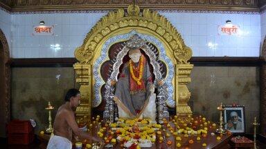 PÜHA KODA: kaader usuelust Cancas, Indias.
