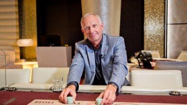 SUURTE POISTE MÄNGUD: Alles tänavu mais avanes Armin Karul võimalus Olympic Casinos raha peale mängida. Varem ei tohtinud ta seda kasiino töötajana teha.