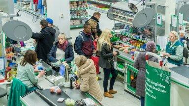 Kaupmeeste liit ootab juba tükk aega vastust, millal müüjate kui eesliini kuulujate eelisvaktsineerimine algab.