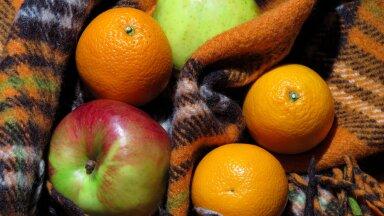 Toitumisnõustaja annab hea soovituse, kuidas end tervisliku toiduga lohutades samasugune rahuldus saada kui maiustusi pugides