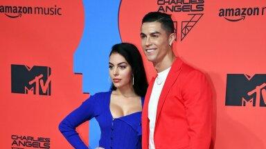 EM-i kõige rikkam jalgpallur Cristiano Ronaldo on koos elukaaslase Georgina Rodriguezega ikka glamuurist lugu pidanud.