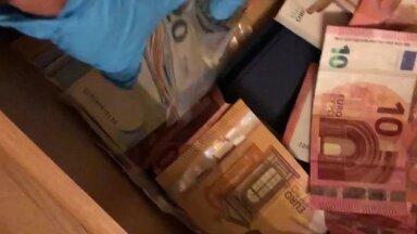 Eik Kobrandi kodust leiti tuhandeid eurosid.