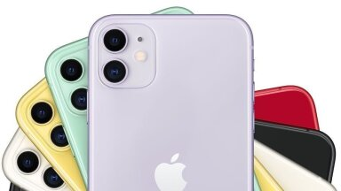 Uut iPhone 11 on võimalik internetist juba tellida.