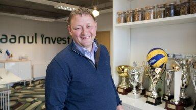 Raul Kirjanen on tehinguga rahul, sest nüüd saab Graanul Invest mühinal edasi areneda.