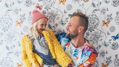 Illimar Pilt proovib koolitraumat unustada: pole pointi enda traumasid tütre teadvusse süstida