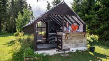 HEA IDEE   Vanast kasvuhoonest võib saada ka baila-baar