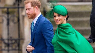 FOTOD | Photoshopi õudusunenägu! Harry ja Meghani uhkest ajakirjakaanest on saanud naljanumber