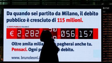 Itaalia võlakell tiksub hoogsalt