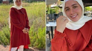 22-летняя латвийская штангистка приняла ислам