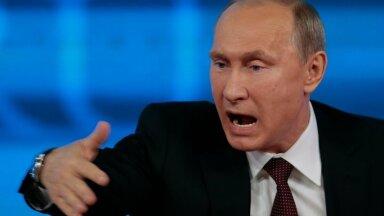 """""""1980-ndatel käis luurete vahel ennekõike """"malemäng"""". Aga Putin on selline, et kui ta tunneb, et hakkab kaotama, siis võtab malelaua ja virutab sellega vastasele vastu pead,"""" põhjendab KGB endine spioon, miks Vladimir Putin luurajaks ei sobinud."""