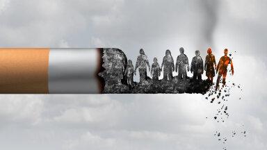 TERVISEUUDISED | Lisandunud on väikelinna jagu suitsetajaid