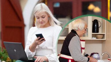 Mis maksab meie meelerahu? Uudne lahendus, mis muudab eakate kodus viibimise turvaliseks!