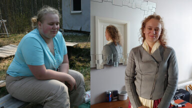 ENNE JA PÄRAST FOTOD | Ootamatult kiiresti 60 kilo kaotanud Mari-Leen: minu jaoks on see meeletu muutus