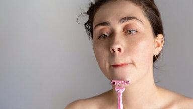 KOLM levinumat viisi, kuidas naised näokarvadest vabanevad