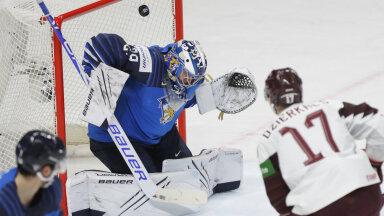 ЧМ: финны выиграли у хозяев на последних секундах овертайма. Шведы одержали спасительную победу