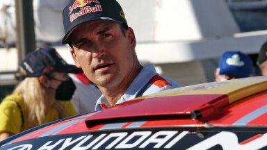 Rallisõitja Dani Sordo