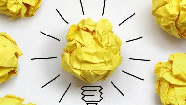 Teeme selgeks: kuidas miljardäridest ettevõtjad ja tegevjuhid mõtlevad välja oma kõige paremad ideed?
