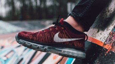 """Nike начала принимать """"аккуратно изношенную"""" обувь для повторной продажи"""