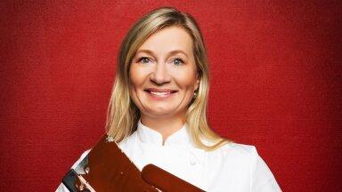 Chocokoo šokolaadikoja perenaine Kristel Lankots on oma magusa kutsumuse leidnud.