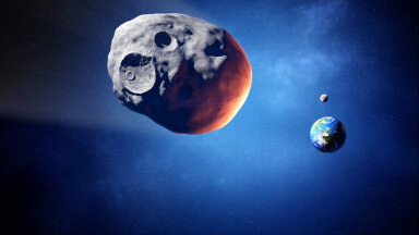 Külaline teisest planeedisüsteemist võis olla iidne planeedikild
