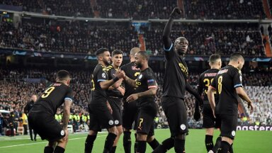 UEFA loodab kindlasti, et Manchester City langeks kiiresti konkurentsist.