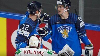 FOTOD   Kaotusseisust välja tulnud Rootsi lootused jäid ellu, Soome alistas viimaste sekundite väravast Läti