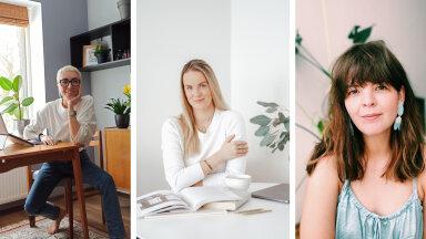 AASTA KODUKONTORIS | Eesti naised räägivad, kumb on tähtsam - kas motivatsioon või distsipliin?