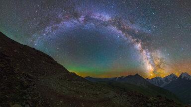 PILGUD TAEVASSE! Nädalavahetusel saab vaadelda rikkalikku meteoorivoolu, kui üle taeva kihutavad geminiidid
