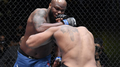 Derrick Lewis vs Curtis Blaydes
