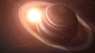 Saturni lainetavad rõngad näitavad, et planeedi tuum on püdel