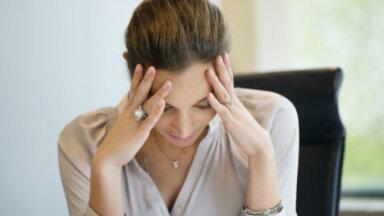 Ärevus tekitab stressi ja depressiooni.