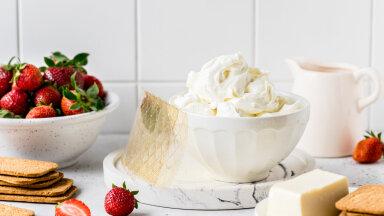 Piimatooted küpsetistes: millises retseptis võib asendada keefirit jogurti või hapukoorega? Mis puhul valida teraline, millal pagarikohupiim?