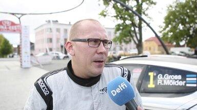 DELFI VIDEO   Võidukas Georg Gross tõusis ralli eel tõvevoodist: olin paar nädalat rivist väljas