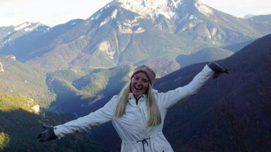 Johanna Kristina mägedes