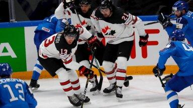 Kanada meeskond on end turniiri edenedes paremini käima saanud.