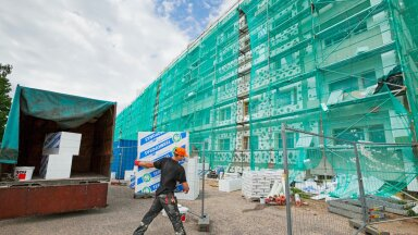 Ligi 40% lõppenergiast Euroopa Liidus tarbivad hooned, Eestis kolmandiku.