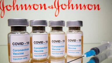 USA ravimiamet peatas trombide tõttu kuuel naisel Johnson & Johnsoni vaktsiini kasutamise