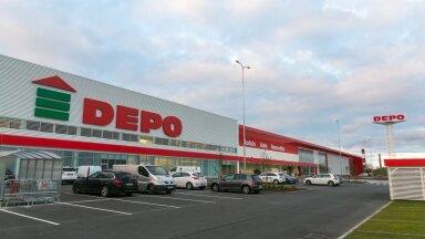 Tallinnas avatakse esimene Läti ehituspood DEPO