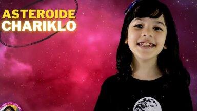 8-летняя девочка из Бразилии открыла семь астероидов. Она самый юный астроном в мире