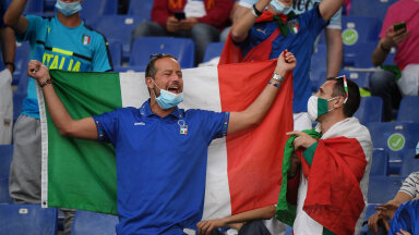EM-i KOLUMN   Aivar Pohlak: Itaalia võitis avamänguga südameid