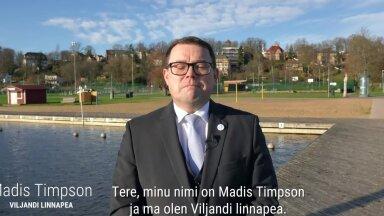 Madis Timpson: Kohalik omavalitsus lahendab kohaliku elu küsimusi kohaliku kogukonna otsusel ja neile sobival moel