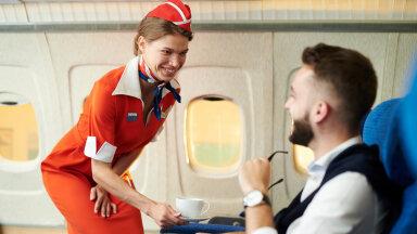 Põnev elukutse | Stjuardess vastas küsimustele, mida temalt kogu aeg töö kohta uuritakse
